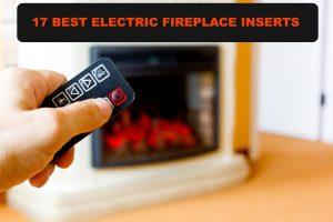 Best Electric Fireplace Insert List